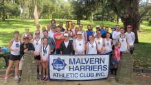 Malvern Harriers Team Photo